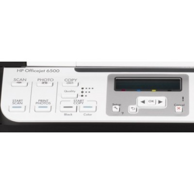Hp Officejet 6500 Lcd Kontrol Panel ( Control Panel )