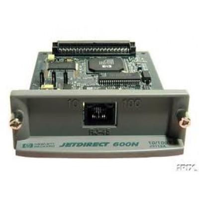 Hp Jetdirect 600n Network Kart