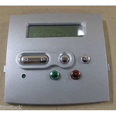 Lexmark T632 Lcd Kontrol Panel ( Control Panel )