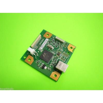 Hp Color Laserjet Cp1215 Anakart ( USB Kart - Formatter Board )