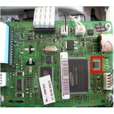 Samsung ML 1660 Formatter ( Anakart )